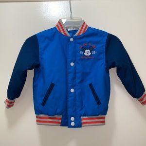 Disney Mickey Mouse Boys Jacket
